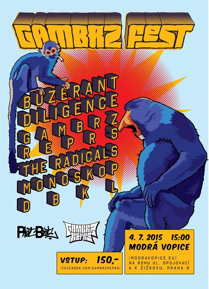 Gambrz Fest 2015