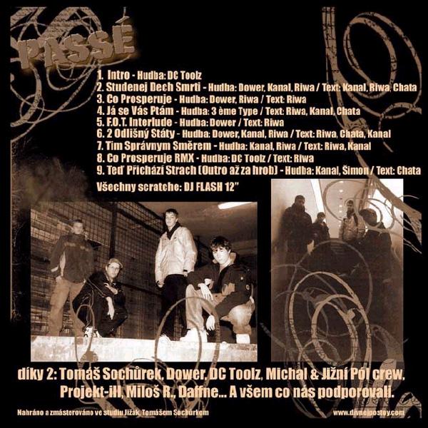 Divney Postoj – Passé (2004)
