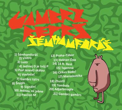 Gambrz Reprs - Šémhamforáš (2009)