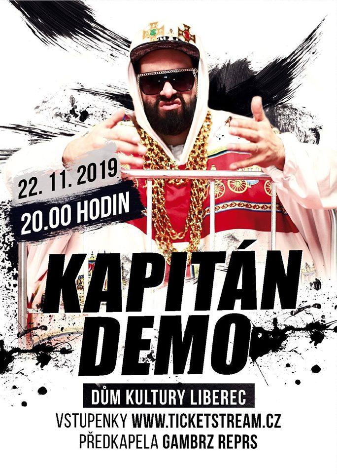 Kapitán Demo - Liberec